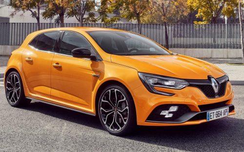 2018 – Essais presse Nouvelle Renault MEGANE R.S. chassîs Sport en Espagne
